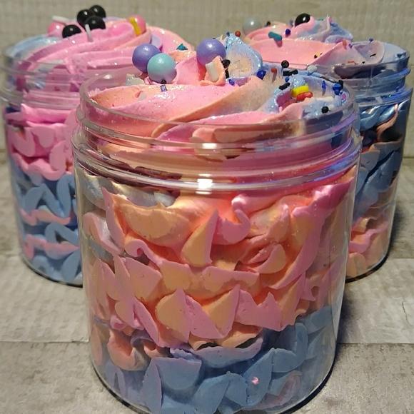 Handmade Other - Sugar Scrub Salt Water Taffy Whipped Sugar Scrub